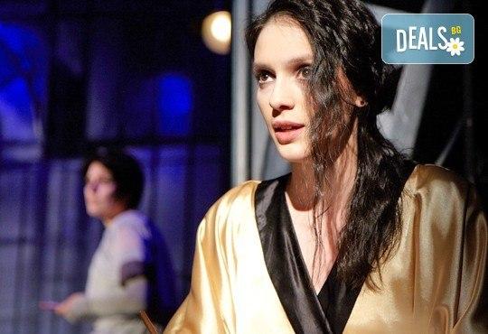 На 26-ти февруари (сряда) гледайте Бел Ами с Калин Врачански, Герасим Георгиев-Геро и Луиза Григорова в Малък градски театър Зад канала - Снимка 1
