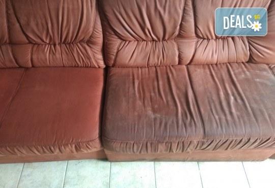 Чистота и уют! Цялостно пране на тесктил с био препарари в дом до 150 кв.м. от Почистване Брути - Снимка 9