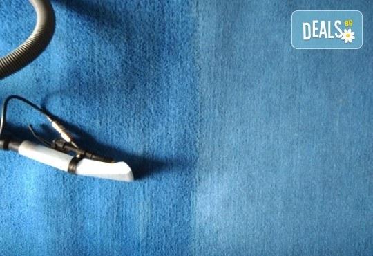 Чистота и уют! Цялостно пране на тесктил с био препарари в дом до 150 кв.м. от Почистване Брути - Снимка 8