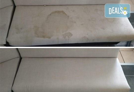 Чистота и уют! Цялостно пране на тесктил с био препарари в дом до 150 кв.м. от Почистване Брути - Снимка 6