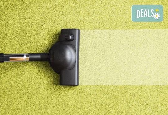 Чистота и уют! Цялостно пране на тесктил с био препарари в дом до 150 кв.м. от Почистване Брути - Снимка 3