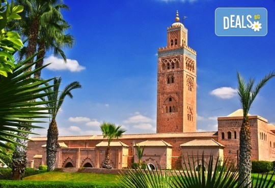 На супер цена само до 28.02.! Екскурзия до Маракеш и Агадир със 7 нощувки със закуски и вечери или на база All Inclusive, самолетен билет и трансфери - Снимка 1