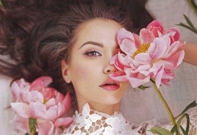 Професионален празничен, вечерен или дневен грим с козметика с MAC, Revlon, Givenchy, Dior, Bourjois или Revolution pro от Make up by Beny - Снимка
