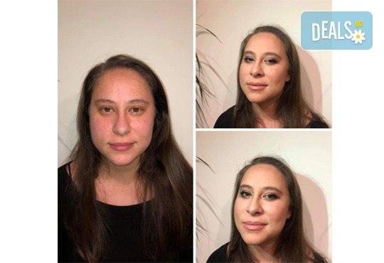 Професионален празничен, вечерен или дневен грим с козметика с MAC, Revlon, Givenchy, Dior, Bourjois или Revolution pro от Make up by Beny - Снимка 8