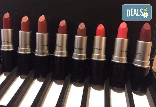 Професионален празничен, вечерен или дневен грим с козметика с MAC, Revlon, Givenchy, Dior, Bourjois или Revolution pro от Make up by Beny - Снимка 7