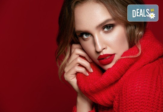 Професионален празничен, вечерен или дневен грим с козметика с MAC, Revlon, Givenchy, Dior, Bourjois или Revolution pro от Make up by Beny - Снимка 3