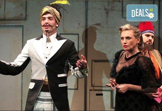 Гледайте Лилия Маравиля в главната роля в невероятната комедия Госпожа Министершата на 20.02. от 19 ч., Театър София, билет за един - Снимка 7