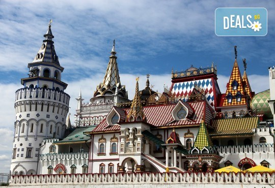 Опознайте Москва и Санкт Петербург с Онекс Тур! Самолетна екскурзия със 7 нощувки и закуски, билет и трансфери, посещение на Петерхоф и Кремъл - Снимка 7