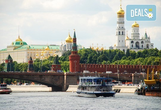 Опознайте Москва и Санкт Петербург с Онекс Тур! Самолетна екскурзия със 7 нощувки и закуски, билет и трансфери, посещение на Петерхоф и Кремъл - Снимка 10
