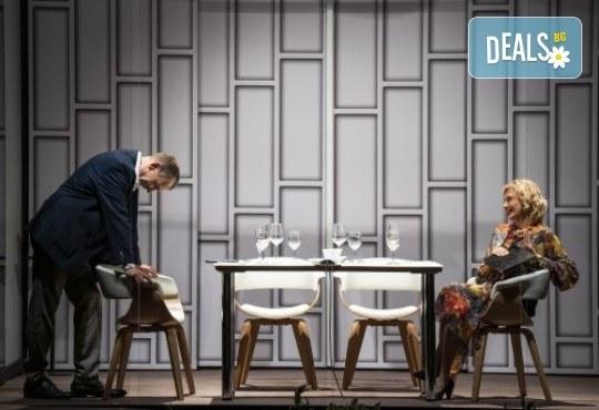 """Каним Ви на премиерния за сезона спектакъл - """"Вечерята"""", по романа на Херман Кох, на 26.02. петък от 19 ч. в Театър София, билет за един - Снимка 2"""