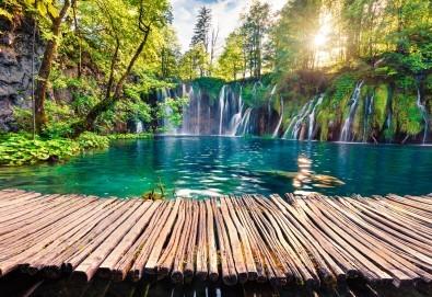 Хърватска приказка! 5 нощувки с 5 закуски и 3 вечери, транспорт, водач, посещение на Загреб, Трогир, Сплит, Плитвички езера, Будва и Котор - Снимка