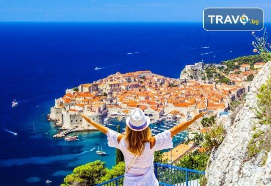 Хърватска приказка! 5 нощувки с 5 закуски и 3 вечери, транспорт, водач, посещение на Загреб, Трогир, Сплит, Плитвички езера, Будва и Котор - Снимка 8