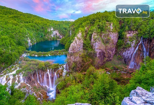 Хърватска приказка! 5 нощувки с 5 закуски и 3 вечери, транспорт, водач, посещение на Загреб, Трогир, Сплит, Плитвички езера, Будва и Котор - Снимка 4