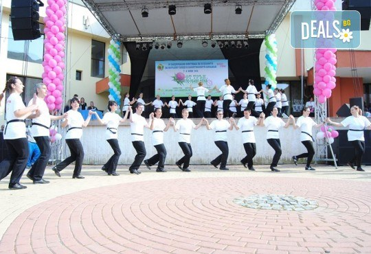 Танцувайте български хора и ръченици! 8 урока във Фолклорен клуб BODY FOLK в жк. Борово, Зала Пчела - Снимка 6