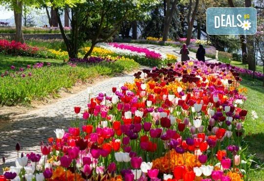 Пролетна екскурзия до Истанбул по време на Фестивала на лалето! 2 нощувки и закуски в Hotel Yaztur 3*, транспорт и посещение на Одрин - Снимка 1