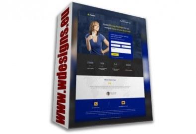 Искате да развиете бизнеса си? Пакет Визитка - изработка на уеб сайт до 6 страници, хостинг план и домейн от Web Designs Ltd - Снимка