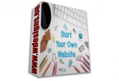 Осъществете идеите си! Пакет Старт - изработка на уеб сайт до 8 страници, хостинг план и домейн от Web Designs Ltd - Снимка