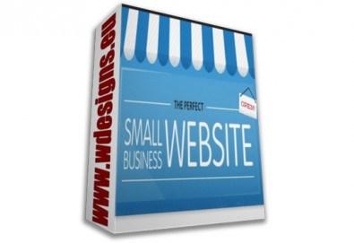 Качествена изработка на супер цена! Вземете пакет Бизнес - изработка на уеб сайт с неограничен брой страници, безплатен домейн за 1 г. и Bootstrap технология от Web Designs Ltd - Снимка