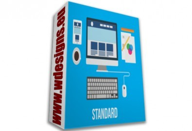 Развийте бизнеса си! Вземете пакет Стандарт - изработка на уеб сайт до 10 страници с хостинг план и домейн от Web Designs Ltd - Снимка