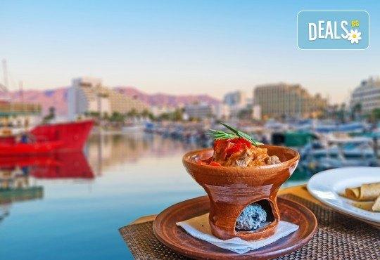 Екзотика в Йордания през март на супер цена! 3 нощувки със закуски в хотел 3*/4*, самолетен билет и трансфери, входна виза - Снимка 1