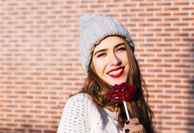 Усмихвайте се широко! Домашно избелване на зъби и обстоен профилактичен преглед в Дентална клиника Персенк - Снимка
