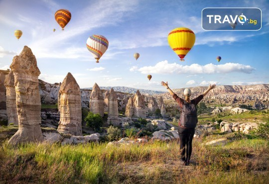 Екскурзия до Анкара, Кападокия и Истанбул! 4 нощувки със закуски в хотел 3*, транспорт, посещение на Одрин и екскурзовод - Снимка 1
