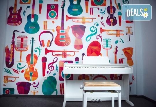 За 1 лв.! Супер промоционален урок по музикален инструмент или пеене в Музикално училище Мелодия! - Снимка 4
