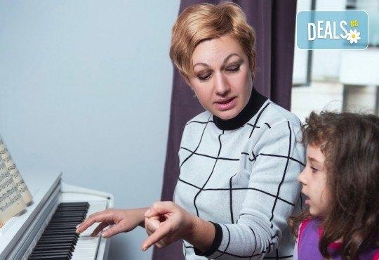 За 1 лв.! Супер промоционален урок по музикален инструмент или пеене в Музикално училище Мелодия! - Снимка 5