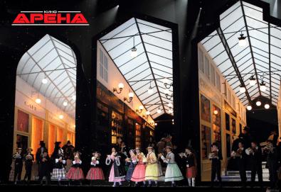 """Ексклузивно в Кино Арена! Българското сопрано Соня Йончева в Бохеми"""" от Пучини, спектакъл на Кралската опера, на 4, 7 и 8 март, в кината в София и страната - Снимка"""