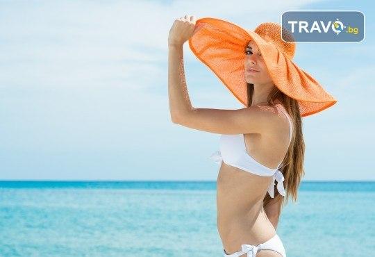 Лятна мини почивка в Кавала! 4 нощувки със закуски и вечери в Hotel Oceanis 3*, транспорт и трансфер до плажовете Амолофи, Неа Ираклица и Каламица - Снимка 2