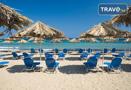 Лятна мини почивка в Кавала! 4 нощувки със закуски и вечери в Hotel Oceanis 3*, транспорт и трансфер до плажовете Амолофи, Неа Ираклица и Каламица - Снимка 1