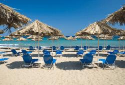 Лятна мини почивка в Кавала! 4 нощувки със закуски и вечери в Hotel Oceanis 3*, транспорт и трансфер до плажовете Амолофи, Неа Ираклица и Каламица - Снимка