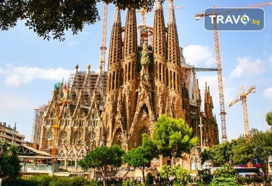 Екскурзия до Барселона, Генуа и перлите на Френската ривиера - Ница и Марсилия! 6 нощувки и закуски, транспорт със самолет и автобус, богата програма - Снимка 1