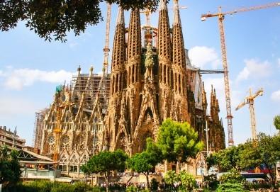 Екскурзия до Барселона, Генуа и перлите на Френската ривиера - Ница и Марсилия! 6 нощувки и закуски, транспорт със самолет и автобус, богата програма - Снимка