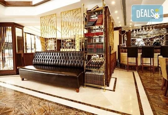 Лукс уикенд в Истанбул! 2 нощувки със закуски в Hotel Beethoven 4*, възможност за транспорт от Дениз Травел - Снимка 5