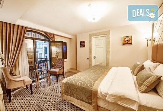 Лукс уикенд в Истанбул! 2 нощувки със закуски в Hotel Beethoven 4*, възможност за транспорт от Дениз Травел - Снимка 3