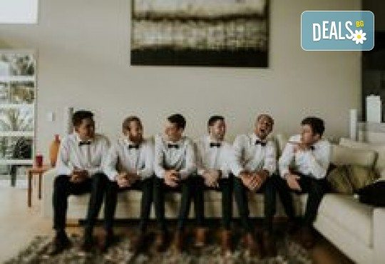 За сватбата! Кум под наем за партито или като свидетел при подписване на гражданския брак от MUSIC for You! - Снимка 3