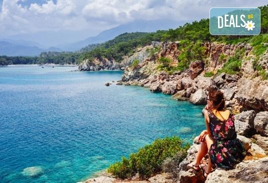 Екскурзия до най-известните места на Турция - Истанбул, Кападокия, Анкара и Анталия! 7 нощувки със 7 закуски и 5 вечери, автобусен транспорт, самолетен билет, такси и багаж - Снимка 9