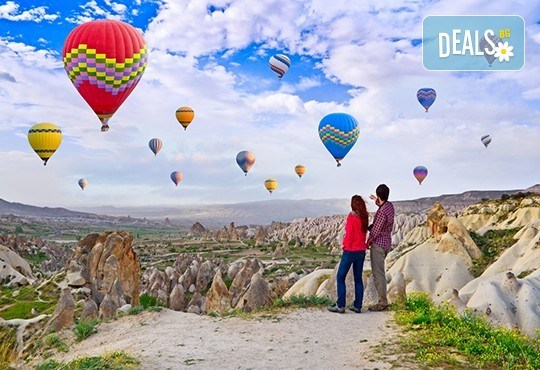 Екскурзия до най-известните места на Турция - Истанбул, Кападокия, Анкара и Анталия! 7 нощувки със 7 закуски и 5 вечери, автобусен транспорт, самолетен билет, такси и багаж - Снимка 1
