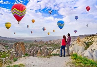 Екскурзия до най-известните места на Турция - Истанбул, Кападокия, Анкара и Анталия! 7 нощувки със 7 закуски и 5 вечери, автобусен транспорт, самолетен билет, такси и багаж - Снимка