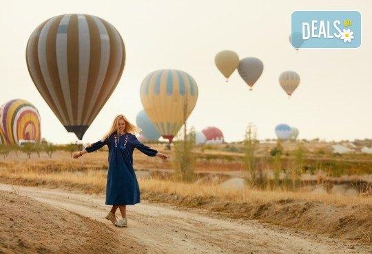 Екскурзия до най-известните места на Турция - Истанбул, Кападокия, Анкара и Анталия! 7 нощувки със 7 закуски и 5 вечери, автобусен транспорт, самолетен билет, такси и багаж - Снимка 5