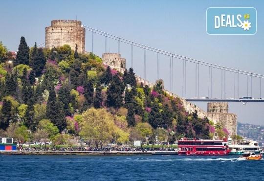 Екскурзия до най-известните места на Турция - Истанбул, Кападокия, Анкара и Анталия! 7 нощувки със 7 закуски и 5 вечери, автобусен транспорт, самолетен билет, такси и багаж - Снимка 12