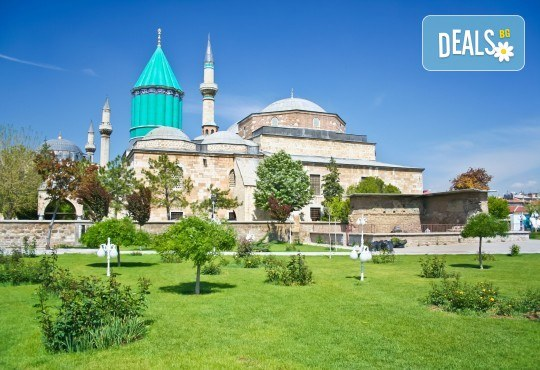 Екскурзия до най-известните места на Турция - Истанбул, Кападокия, Анкара и Анталия! 7 нощувки със 7 закуски и 5 вечери, автобусен транспорт, самолетен билет, такси и багаж - Снимка 16