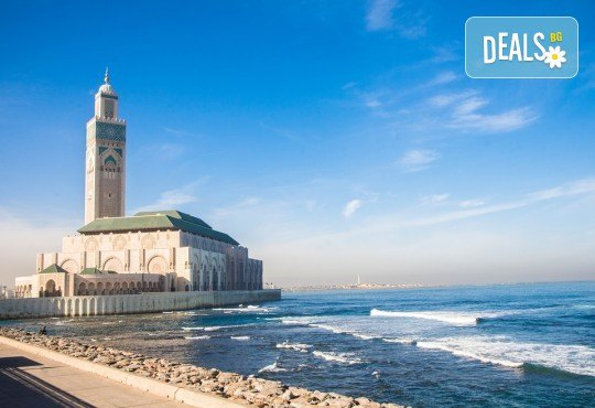 Ранни записвания до 28.02.! Самолетна екскурзия до Мароко с 4 нощувки със закуски и вечери, билет и трансфери, посещение на Маракеш, Казабланка, Танжер и Рабат - Снимка 2