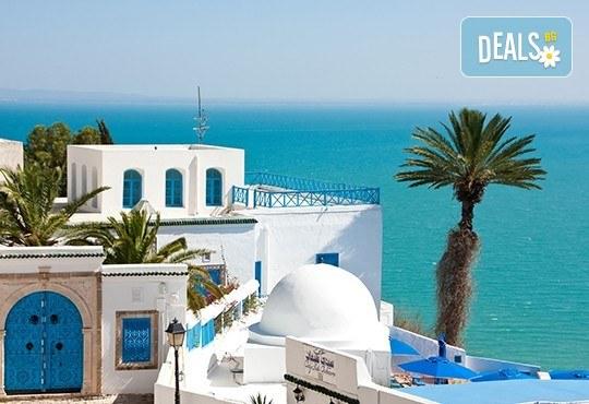 Ориенталска приказка в Тунис! 7 нощувки със 7 закуски, 7 вечери и 4 обяда, самолетен билет и чекиран багаж, богата програма с екскурзовод на български - Снимка 6