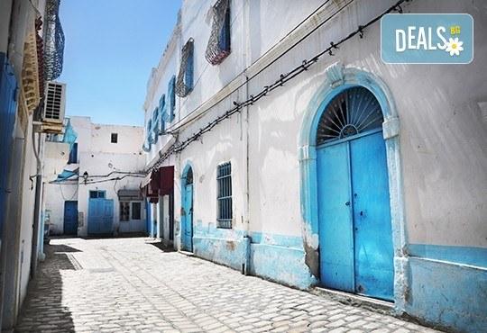 Ориенталска приказка в Тунис! 7 нощувки със 7 закуски, 7 вечери и 4 обяда, самолетен билет и чекиран багаж, богата програма с екскурзовод на български - Снимка 5