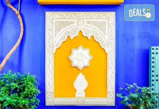 Ориенталска приказка в Маракеш, Рабат, Казабланка и Фес! 7 нощувки, закуски и вечери, самолетен билет и трансфери, богата програма - Снимка 1