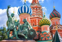 Опознайте Москва и Санкт Петербург с Онекс Тур! Самолетна екскурзия със 7 нощувки и закуски, билет и трансфери, посещение на Петерхоф и Кремъл - Снимка