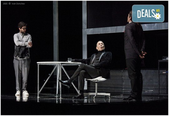 Премиера за сезона в Театър София! Гледайте На четири уши и Унижението от Питър Шафър и Майк Бартлет, на 06.03. от 19 ч., билет за един - Снимка 7