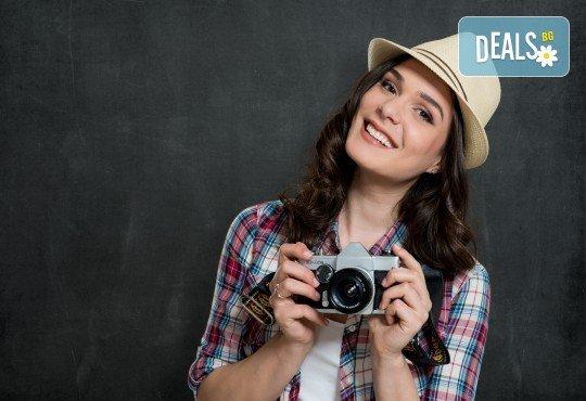 Онлайн курс по фотография, IQ тест и сертификат с намаление от www.onLEXpa.com и Бонус: безплатен курс по сексология - Снимка 2